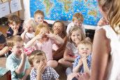 Bébé-Club et Mini-Club en français pour des enfants de 0 à 5 ans