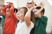 Atelier d'éveil théâtral dès 4 ans en français