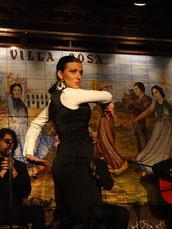 ресторан с шоу фламенко