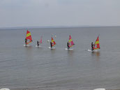 Bild:  Kindersurfen Surfschule Niendorf/O.