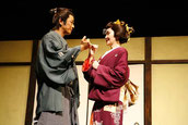 幕末恋唄ー幾松と小五郎