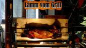 Lamm vom Grill