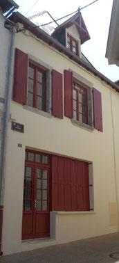 Rénovation d'une maison ancienne - Salies de Béarn