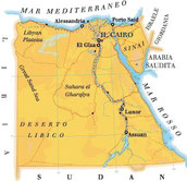 EGITTO - SCENARI 1981-2011