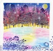 輝きの森(冬)