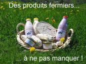 Découvrez nos produits fermiers
