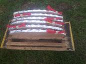 Bild:Mehrschuß Batterien in Reihe und gefächert