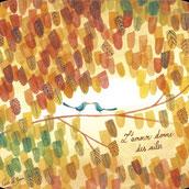 carte postale Cécile Le Brun