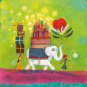 carte postale Muriel KERBA