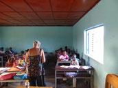 Lehrervertretung in der Primarschule Dyarama Taayaki