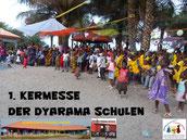 Titelblatt Kermesse DYARAMA SCHULEN