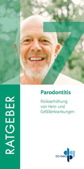 Broschürentitel Parodontitis