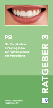 Broschürentitel PSI