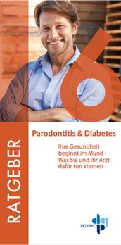 Broschürentitel Parodontitis & Diabetes