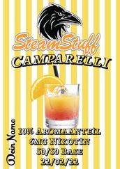 Campariaroma, campari als aroma kaufen, campari als liquid zum selbstmischen