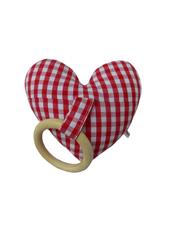 Greiflinge-Herz für Babys und Kleinkinder, Herzkind, faire Kindermode, handmade in Berlin