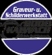 Logo Gravur-Schilderwerkstatt Kalwach Gera