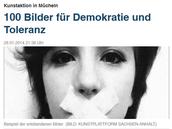 Quelle: http://www.mz-web.de/merseburg-querfurt/kunstaktion-in-muecheln-100-bilder-fuer-demokratie-und-toleranz,20641044,26024840.html