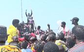 Die Schüler von Meyingbé reisen zur Kermesse der DYARAMA SCHULEN