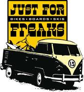 Just for Freaks Bikes und Zubehör Uri
