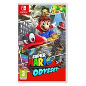 Super Mario Odyssey disponible ici.