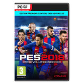 PES 2018 disponible ici.