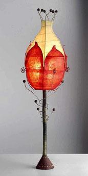 lampe, luminaire, jean-marc rohart, artisanat d'art