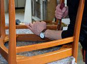 Wie kann man Holzmöbel selber streichen?
