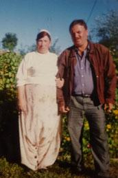 Qamile und Asllan Mustafa