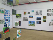 Ausstellung an der Werkschau