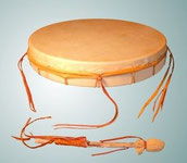 12-inch hoop drum from Shaman Drums and More