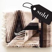 kleed chenille mexico etnic print throw carpet