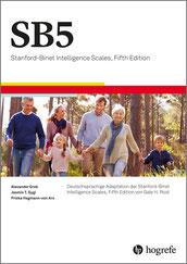 Stanford Binet Intelligence Scales Fünfte Auflage - Intelligenztest