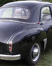 Renault Frégate 3/4 arrière