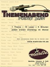 Themenabend (Poetry Slam) mit Längs