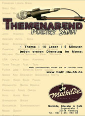 Themenabend (Poetry Slam) mit Längs
