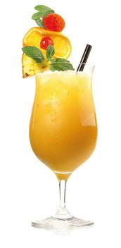Eistee kaufen leicht gemacht. Früchtetee Orange Physalis Mango