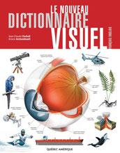 Une de mes couvertures de dictionnaire visuel
