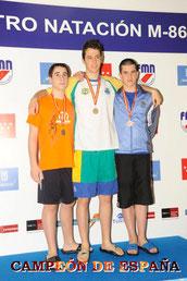 Campeón de España Mar 2010