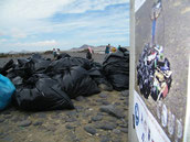COUP, Beachceaning, Lanzarote, SOS, 24 Hours