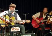 Stachuletz (links) & Spormann sind Dr. Mojo (hier bei der Remscheider Bluesnight, 2012); Foto ©Nilles