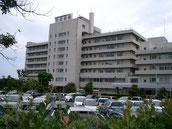 市内の民間では最も大きい病院