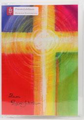 Karte zum Priesterjubiläum Eine Botschaft zieht Kreise