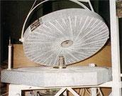 Meule d'un moulin ASTRIE