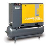 Aerotec Schraubenkompressor STAR 1010-270