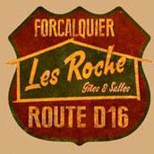 Gîtes les Roche Forcalquier 04300