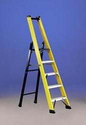 escaleras de fibra