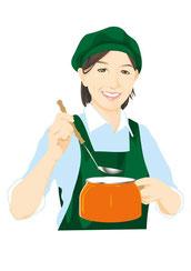 湘南茅ヶ崎料理教室講師の阿部富美