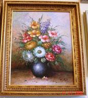 Klassiek Schilderij - Bloemen