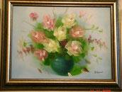 Klassiek Schilderij Bloemen